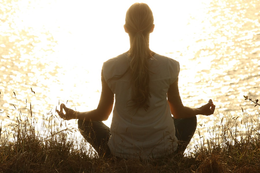 Stress Relief Yoga ademhaling Limmen Castricum Heilloo